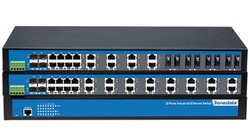 IES1028-4GS Industrial Unmanaged Fast Ethernet Switch