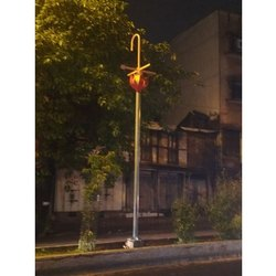 Smart City CCTV Pole