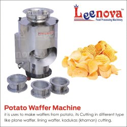 Potato Wafer Making Machine