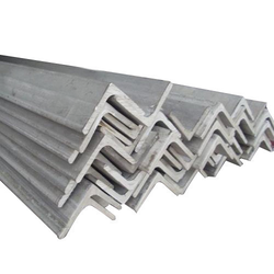 Stainless Steel Equal Angle Bar, Size :3 mm