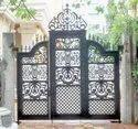 Cast Iron Maharaja Gate