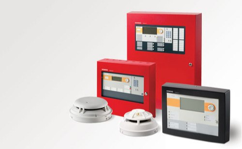 Siemens Addressable Fire Alarm Control Panel