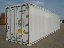 Cold Storage Container On Rent