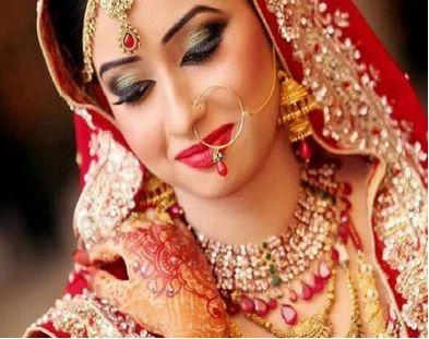 bridal makeup bridal makeup services in tirunagar madurai