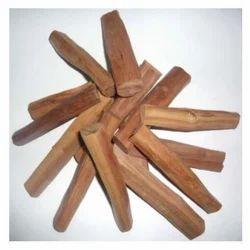 Brown Sandalwood Logs