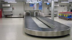 Baggage Airport Conveyor