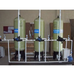 Semi-Automatic DM Water Plants