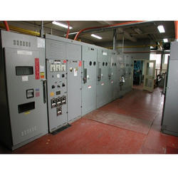 Double Door Control Panel Board
