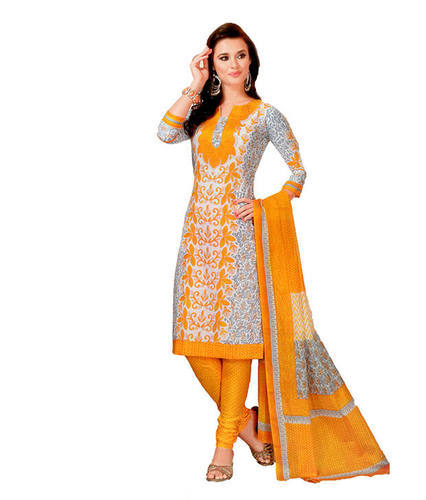 798378536d Wedding & Party Wear Indian Cotton Salwar Kameez, Rs 450 /piece | ID ...
