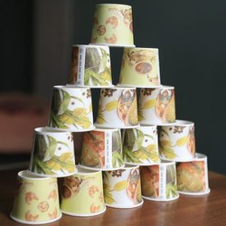 55ml Printed Paper Cup, Capacity: 55 Ml