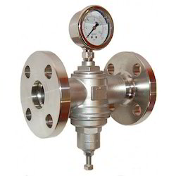 Flange Type Pressure Reducing Valve