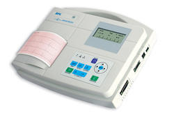Three Channel ECG Machine-BPL 6208 View