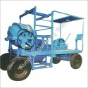 Four Leg Lift Mixer Machine
