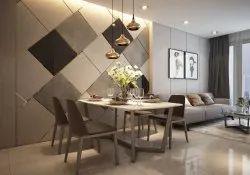 Bedroom Modern & Antique Residential Interior Designer, False Ceiling/POP, Jaipur