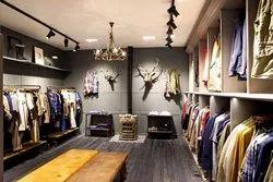 Retail Shops Interior Designing Service