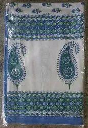 Jaipuri Handblock Printed Bedsheets