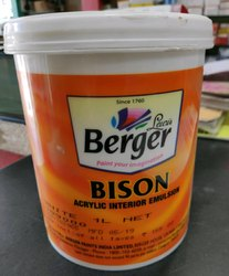 Berger Bison Acrylic Interior Emulsion