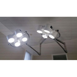Shadow Less Ceiling Mounted LED OT Light