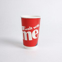 Printed Disposable Tea Paper Cup, Capacity: 85 ml