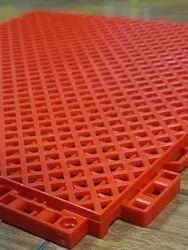PP Interlocking Flooring Tiles