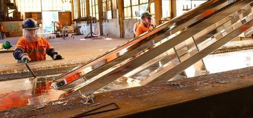 Hot Dip Galvanizing - Hot Deep Galvanized Job Work Manufacturer from