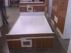 Kohinoor Furniture PPB KF-WMB-4 Wooden Bed