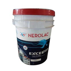 High Gloss Excel Acrylic Exterior Emulsion, Packaging: Bucket