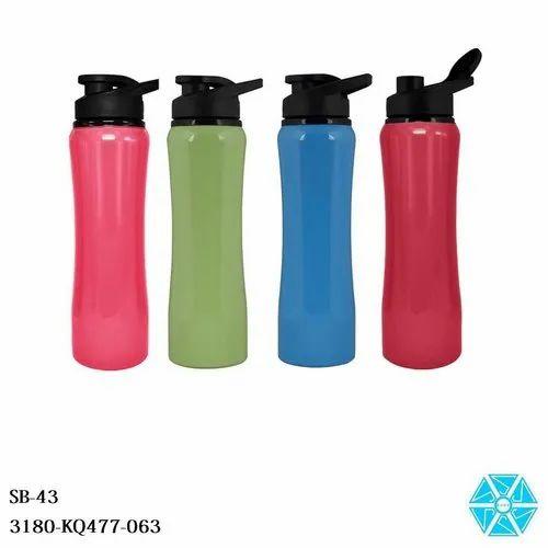 Steel Sports Bottle-SB-43