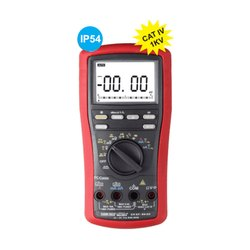 AC Plus DC True RMS Digital Multimeter with PC Interface KM 829