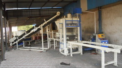 Fly Ash Brick Making Machine