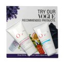 O3  Weekend Glow Combo Kit - Derma Fresh Mask and Milk Scrub (2 X 10g)