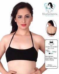 Cherry Halterneck Ladies Bra