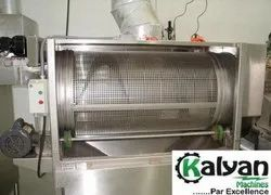 Popcorn Sifter, Capacity: 100 Kg Per Hour, Model Name/Number: Km-ps