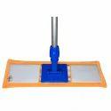 Microfibre Orange Softspun, Microfiber Wet & Dry Cleaning Mop, Size: 45 X 14 Cm