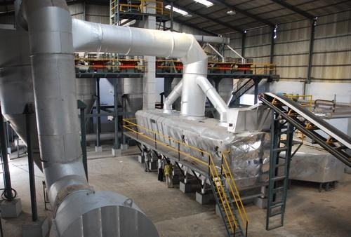 Automatic Fluidized Bed Dryer