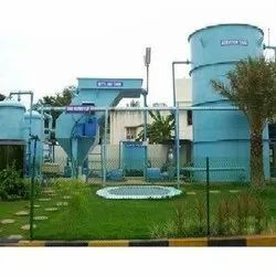 Sewage Water Treatment Plant For Hospital