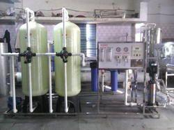 Manual Industrial RO Plant