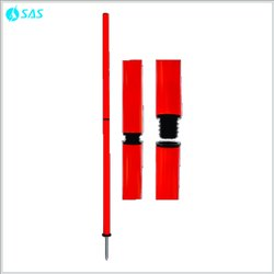 SAS Collapsible Slalom Pole With Locking System