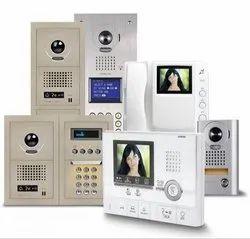 Multi Apartment Video Intercom System