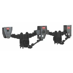 Iron 90 X 16 Mm Double Axle Suspension Kit With Assy