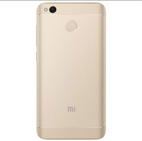 a0c08a89706 Gold Redmi 4 3 GB RAM Mobile