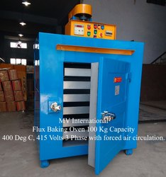 Saw Flux Drying Oven