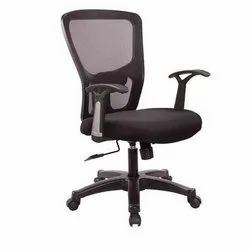 B - 1012 Medium Back Revolving Chair