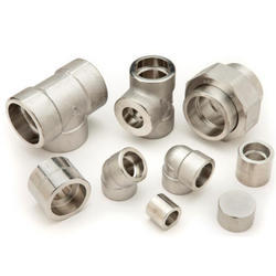 Nickel Alloy Forge Fittings