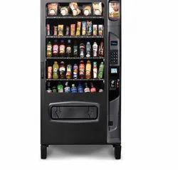 Snacks Vending Machine 8 Wide