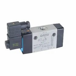 5 Port Spool Type Single Solenoid High Orifice Valve
