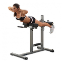 Roman Chair & Back Hyperextension Bench