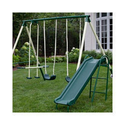 2 in 1 Combination Set Playground Equipment