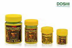 Menthodex Natural Pain Relief Balm