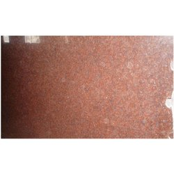 Designer Ruby Red Granite Slab, Thickness: 10-15 mm
